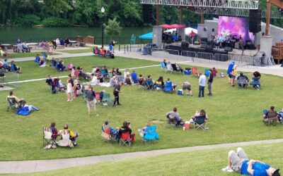 County officials plan summer of music at Palatine Park