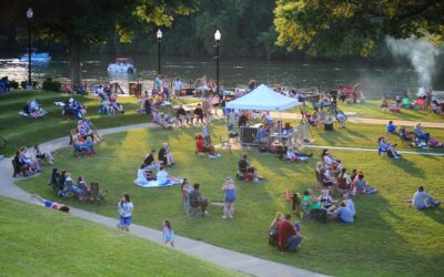 Marion County, West Virginia, administrator details 2021 plans for Palatine Park