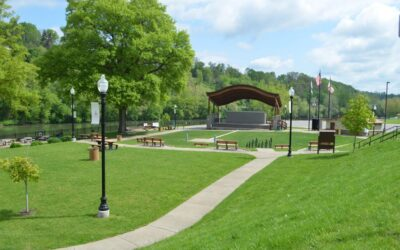 Fairmont West Virginia's Palatine Park offers entertainment, family fun for free of charge